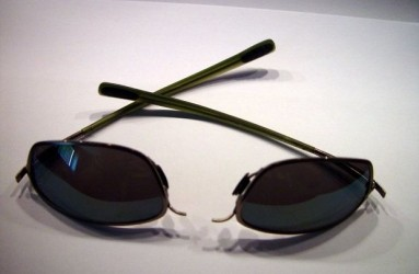 Broken sunglasses frames repair